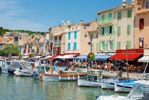 My beautiful village of Cassis