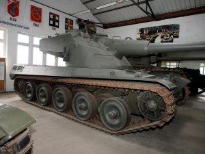 AMX-50 French tank used in WW