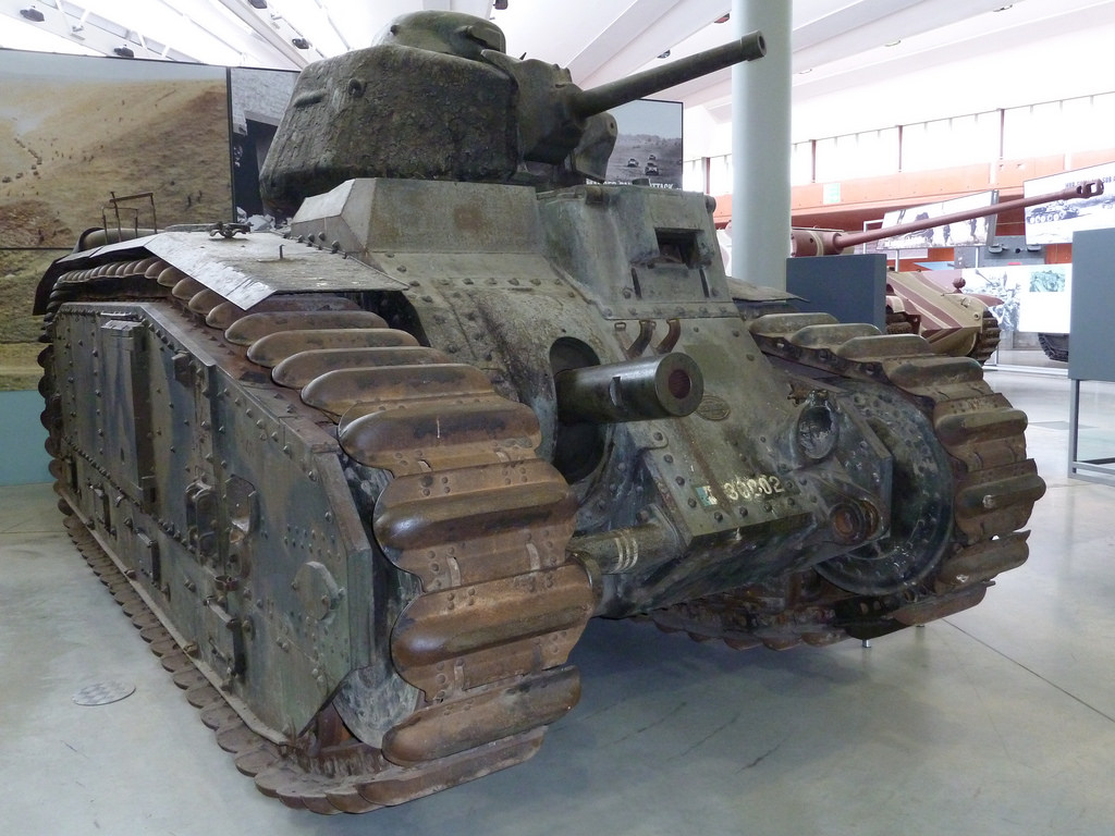 Char B Heavy Tank