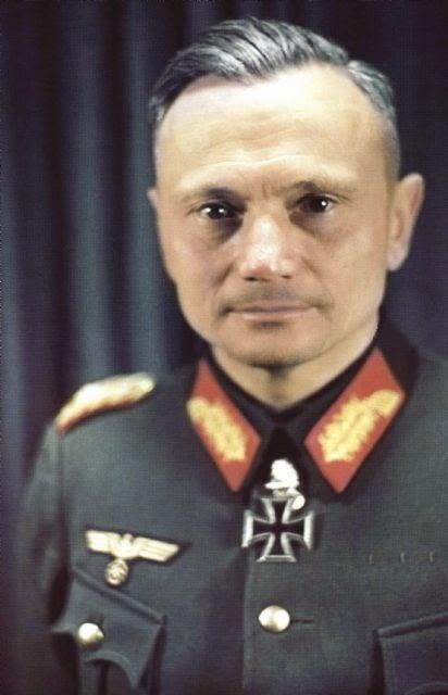 Lt. Col Hermann Balck