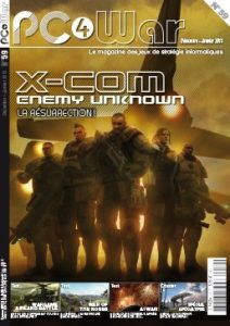 PC4War magazine cover